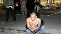 Tahanan kabur Pekanbaru karena galau istri mau cerai (Liputan6.com / M.Syukur)