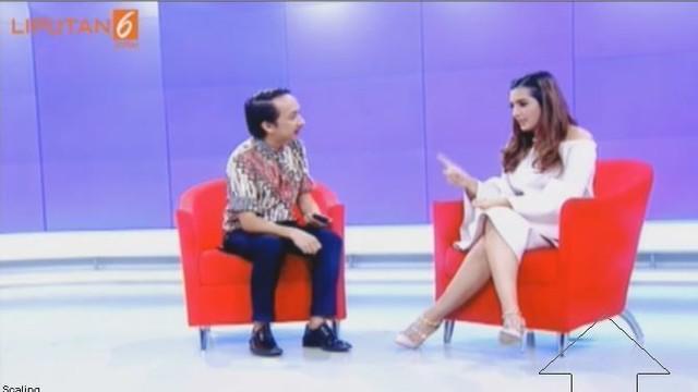 Dalam acara Dear Haters, Ashanty mengaku jika di kehamilan kedua kali ini, ia menyukai film India.