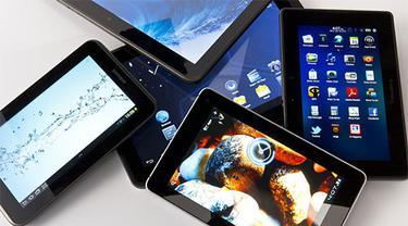 Pengapalan Tablet Tahun Ini Diprediksi Melambat
