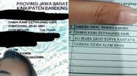 Viral Nama Wanita Ini Sama Persis dengan Judul Lagu Iwan Fals (Sumber: TikTok/@damaibgt)