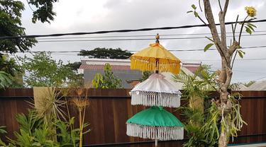 Rumah di Banyuwangi dijual untuk donasi ke Palestina. (dian Kurniawan/Liputan6.com)