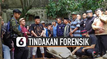Jenazah mantan istri Sule, Lina Jubaedah telah di otopsi. Tim dokter forensik RS Hasan Sadikin Bandung mengambil sampel racun.
