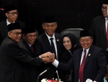 DPRD Sahkan Tatib Pemilihan Wagub DKI Jakarta