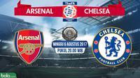 Community Shield_Arsenal Vs Chelsea (Bola.com/Adreanus Titus)