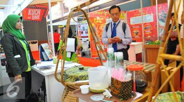 20161125- Pameran Indonesia Franchise & SME Expo IFSE-Jakarta-Angga Yuniar