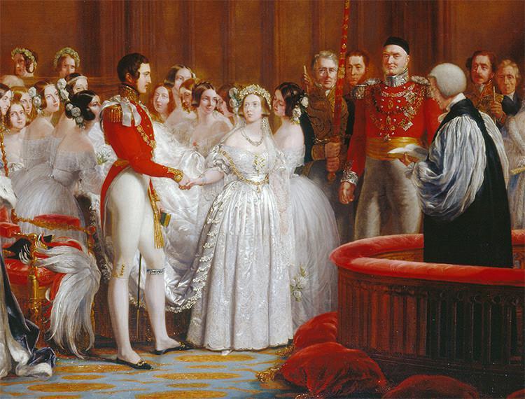 Pernikahan Ratu Victoria. Source: historytoday.com