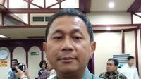 Deputi Bidang Usaha Jasa Keuangan, Jasa Survei, dan Jasa Konsultasi Kementerian BUMN, Gatot Trihargo (Merdeka.com/Yayu Agustini Rahayu Achmud)