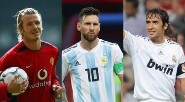 Menjuarai Piala Dunia bersama Tim Nasional merupakan penghargaan tertinggi bagi pesepak bola dunia. Namun nayatanya, tak semua pesepak bola tenar merasakan menjadi juara dunia. (AFP/Kolase Foto AFP)