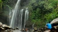 Air Terjun Tiu Kelep Lombok (Antara)