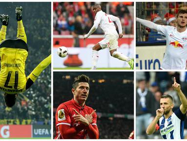 Top Scorer Bundesliga