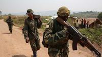 Kelompok pemberontak Kongo (Wikimedia)