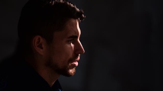 Gelandang Napoli, Jorginho memiliki banyak peminat di bursa transfer musim panas ini. (MARCO BERTORELLO / AFP)