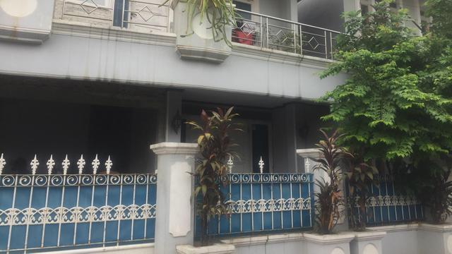 Rumah Ketua KPK Agus Rahardjo