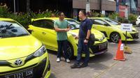 """Toyota memberikan persembahan untuk pelanggan setianya dengan promo-promo menarik bertajuk """"TAF Fun Fest 2018 bersama New Toyota Yaris""""."""