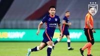 Syahrian Abimanyu debut untuk Johor Darul Ta'zim (JDT). (Facebook JDT).