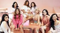 Girls Squad (Sumber: Instagram/ramadhaniabakrie)