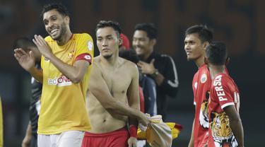 Persija Jakarta, Selangor FA, Laga Persahabatan