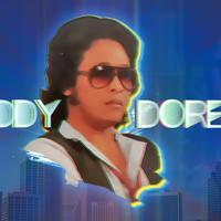 Deddy Dores terkenal sebagai soerang produser musik yang sukses mengorbitkan musisi muda seperti Nike Ardilla. (Desain: Muhammad Iqbal Nurfajri/Bintang.com)