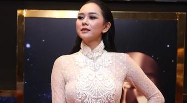 Aura Kasih. (Nurwahyunan/Bintang.com)