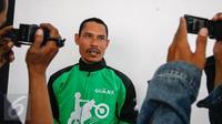 Anang Ma'ruf menjadi pusat perhatian usai gabung Go-Jek (Ahmad Zaini/Liputan6.com)