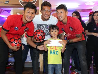 Bali United, Irfan Bachdim, Indofood