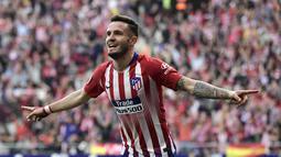 1. Saul Niguez (Atletico Madrid) - €90 juta (AFP/Javier Soriano)