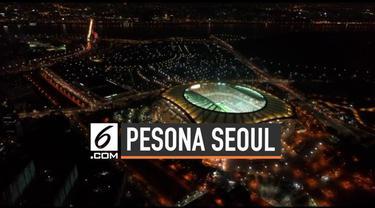 Seoul menjadi salah satu tujuan wisata terkenal di benua Asia. Ibu Kota Korea Selatan ini juga menjadi lebih cantik jika dilihat di malam hari.