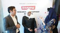 Bukalapak mendirikan pusat Research and Development di Surabaya (Liputan6.com/Dian Kurniawan)
