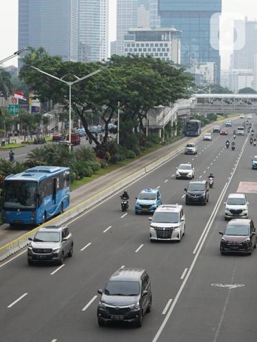 Ganjil Genap Jakarta Belum Berlaku di Tengah Perpanjangan PSBB Transisi