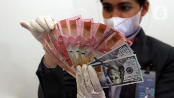 Rupiah Berpeluang Menguat Menanti Sentimen Bank Sentral AS