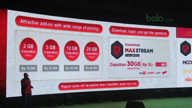 Maxstream Telkomsel Akses Piala Dunia 2018 Hanya Rp10 Untuk 30 Gb