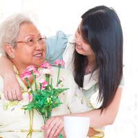 Cinta dan kasih sayang ibu./Copyright shutterstock.com/g/wongszeyuen