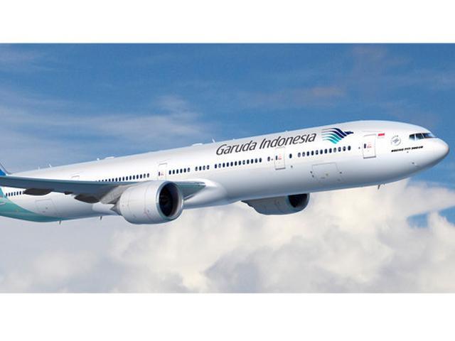 Garuda Indonesia Siap Buka Penerbangan Perdana Kupang Timor