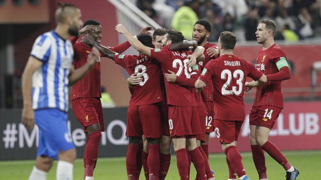 Liverpool  Vs Monterrey