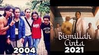 Beda Penampilan 5 Personel Band Ungu saat 2004 Vs 2020, Bikin Pangling (sumber: YouTube Trinity Optima Production)