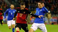 Gelandang tim nasional Italia, Claudio Marchisio, menyayangkan kekalahan 1-3 dari Belgia dalam laga persahabatan, Sabtu (14/11/2015).