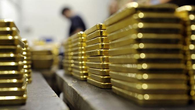 Ketegangan AS-China Angkat Harga Emas