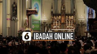 Keuskupan Agung Semarang (KAS) akan menyediakan siaran secara online untuk misa mingguan.