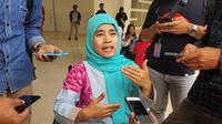 Inisiator Jakarta Barrier Free Tourism, Cucu Saidah, menyebut masih terdapat venue yang akan digunakan pada Asian Para Games 2018 belum ramah disabilitas. (Bola.com/Zulfirdaus Harahap)