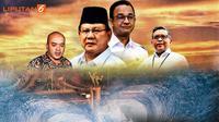 Banner Infografis Ramalan Air Laut Naik hingga Bundaran HI. (Liputan6.com/Triyasni)