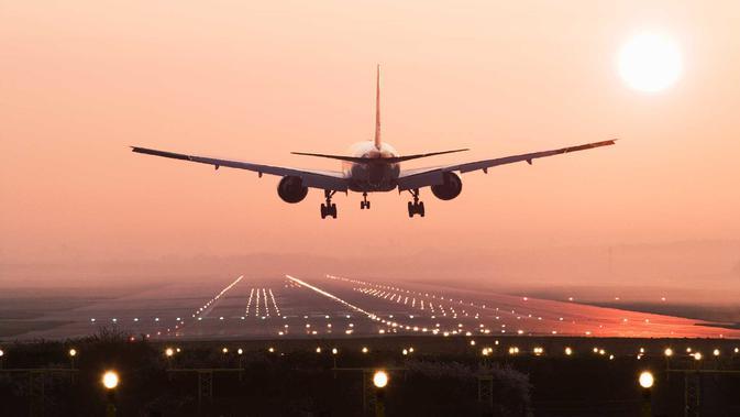 IATA Dampak Corona, Industri Penerbangan Dunia Butuh Suntikan USD 200 Miliar - Bisnis Liputan6.com