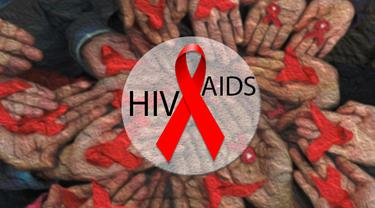 Ilustrasi HIV