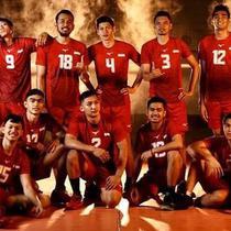 Timnas bola voli Indonesia akan menghadapi Filipina pada final SEA Games 2019 di Philsports Arena, Selasa (10/12/2019). (foto: https://www.instagram.com/pbvsi_official)