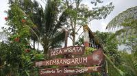Desa Wisata Kembang Arum (Foto: Benedikta Desideria/Liputan6.com)