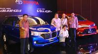 PT Toyota Astra Motor (TAM) resmi merilis Grand New Avanza dan Grand New Veloz.