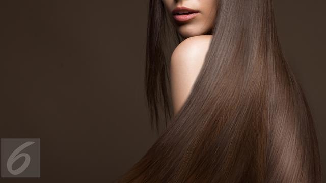 Tips membuat rambut berkilau di rumah. Rambut Panjang dan Rambut Lurus 9e85cbb0af
