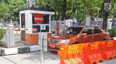 Subsidi Dicabut, Tarif Parkir PNS DKI Naik Delapan KalI Lipat