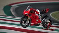 Ducati Panigale V4R. (Visordown)