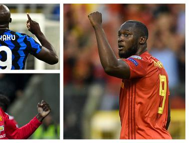 FOTO: Sebaran 300 Gol Romelu Lukaku, Korbannya Mulai Zulte Waregem hingga Lazio