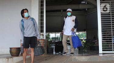 113 Pasien OTG Dirawat di Rumah Lawan COVID-19 Tangerang Selatan